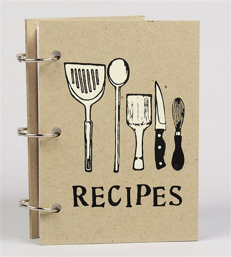 pictures of recipe books beth bee books recipe book kitchen instruments at