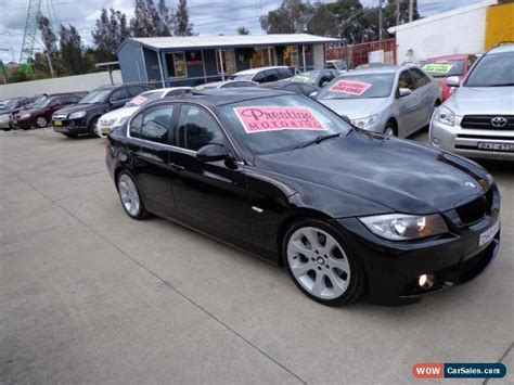 car owners manuals for sale 2006 bmw 325 security system bmw 325i for sale in australia