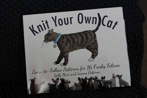 knit your own cat meow