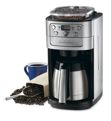 DGB 900BC   Burr Grind & Brew Thermal? 12 Cup Automatic Coffeemaker   Coffee Makers   Products