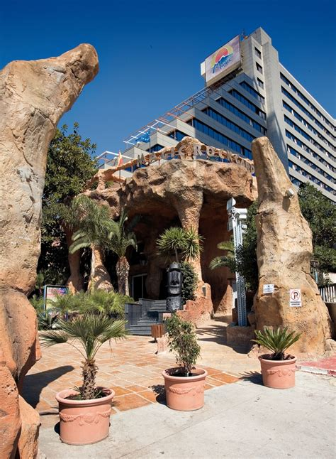 magic rock gardens magic aqua rock gardens benidorm purple travel