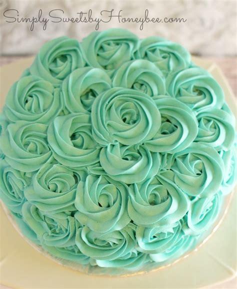 roses tutorial swirl cake tutorial simplysweetsbyhoneybee