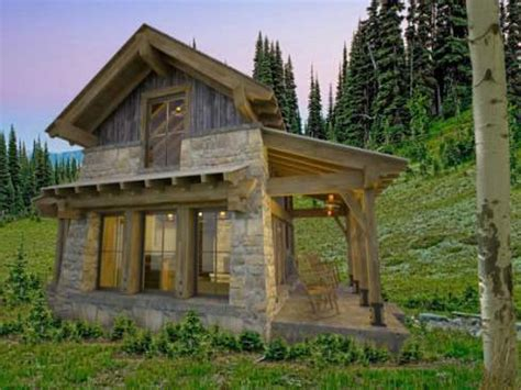 small cottages plans small mountain cabin designs homes floor plans