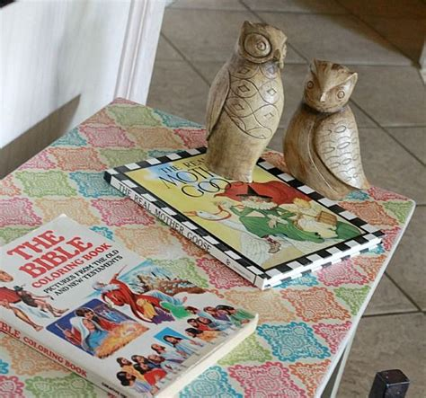 wrapping paper decoupage furniture 31 best images about painting furniture on