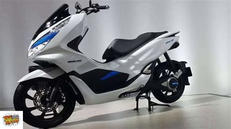 Yeni Pcx 2018 by 2018 Honda Pcx Electric Scooter High Technology