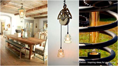 Branch Light Fixture by 23 Shattering Beautiful Diy Rustic Lighting Fixtures To