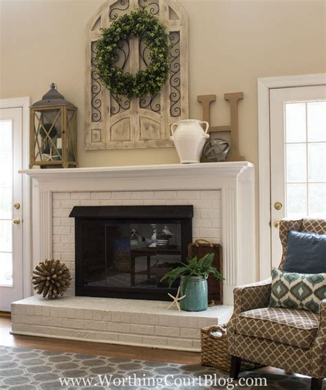 decoration fireplace 1000 ideas about brick fireplaces on