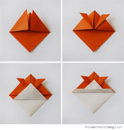 how to make origami fish step by step make origami fish wall with your we are scout