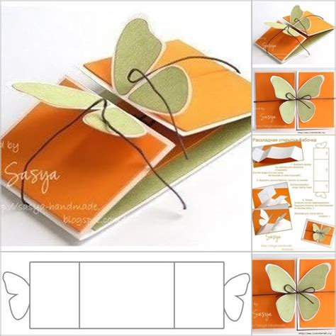 handmade to make how to make handmade birthday cards step by step