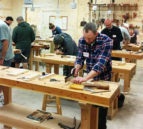 Southwest School Of Woodworking Hosts An Open House