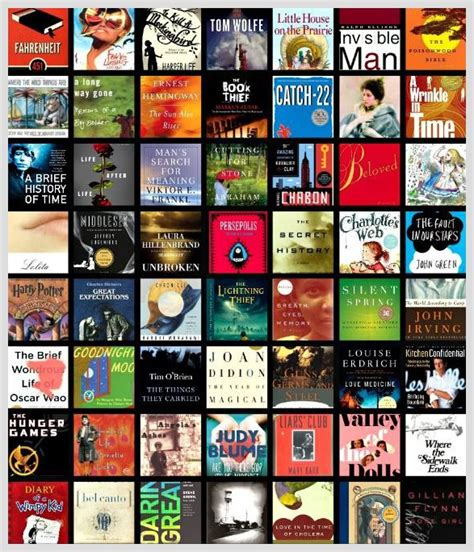 should read you seen s 100 books to read in a lifetime list