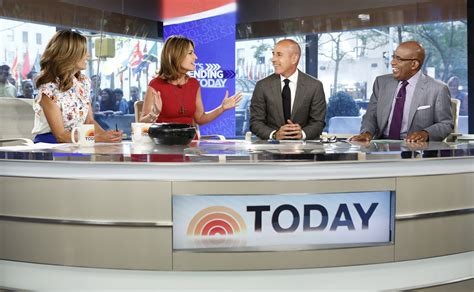 today show today bids farewell to set in studio 1a