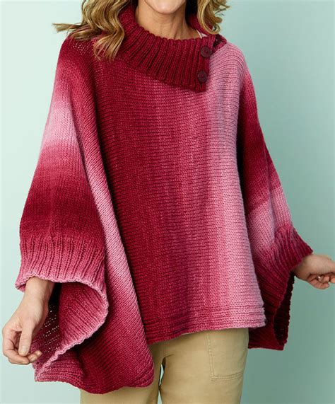 poncho pattern knit in the poncho knitting patterns in the loop knitting