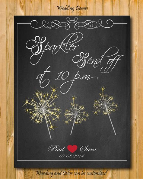 diy chalkboard print chalkboard wedding sign diy printable sparkler sign
