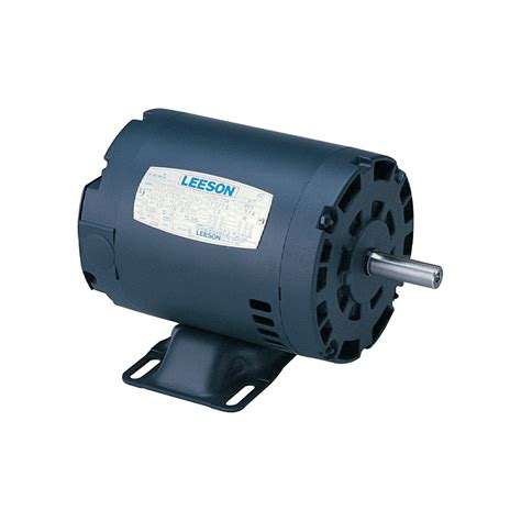 Reversible Electric Motor by Product Leeson Reversible Electric Motor 1 Hp 1725 Rpm