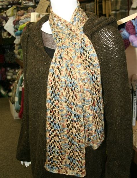 free knitting patterns for lace scarves beginners scarf patterns free patterns