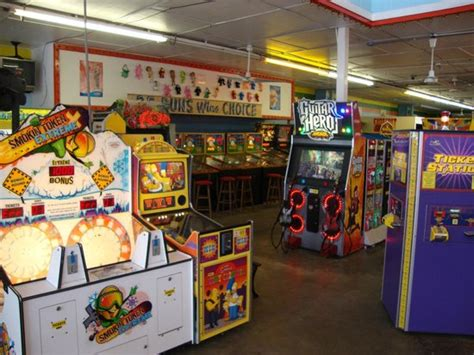 Garden City Arcade A Great Mixture Of New And Picture Of Garden City