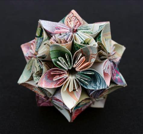 origami paper canada spectacular three dimensional money sculptures origami