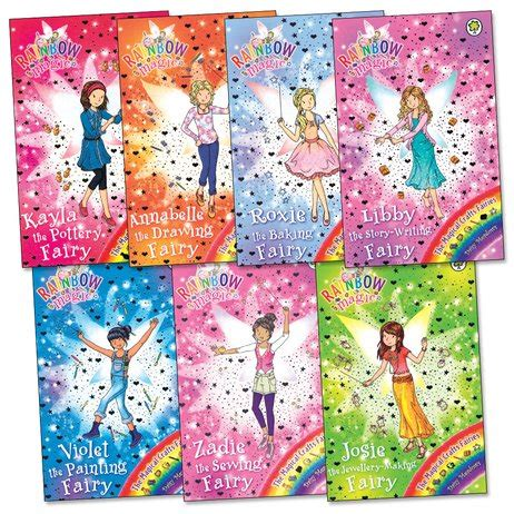 magic crafts for rainbow magic the magical crafts fairies pack