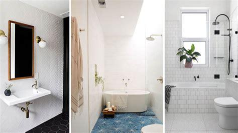 Renovating Bathroom Ideas small bathroom renovation ideas 9homes