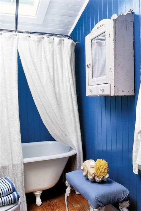 bathroom ideas blue and white ideas for decorating with blue and white recycled things