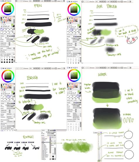 paint tool sai how to resize image my settings updated by ichan desu on deviantart