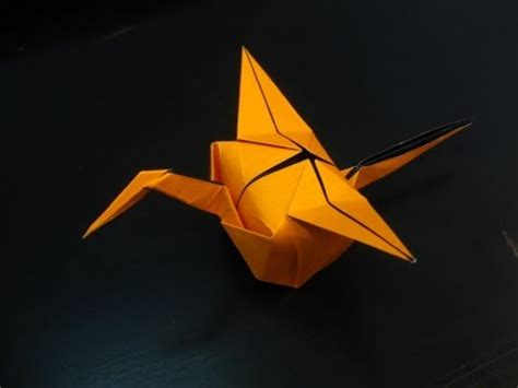 advanced origami crane origami crane hat tutorial tim rickman