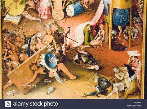 Der Garten Hieronymus Bosch by Hieronymus Stockfotos Hieronymus Bilder Alamy