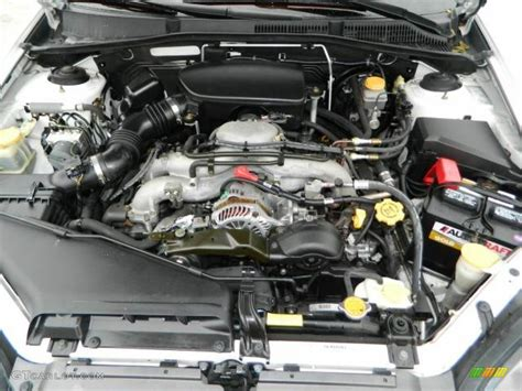 2005 Legacy Gt Engine by 2005 Subaru Legacy 2 5i Limited Sedan Engine Photos