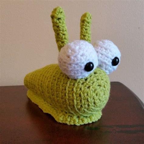 knitted snail pattern 25 best ideas about crochet snail on crochet