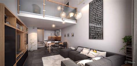 small loft loft design inspiration