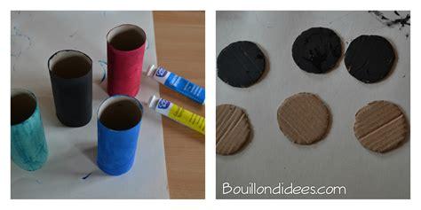 recyclez vos rouleaux de papier toilette en voitures de courses