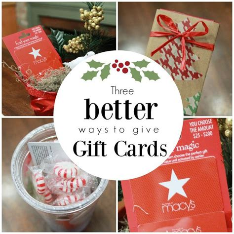 best 28 ways to give gift cards for how to