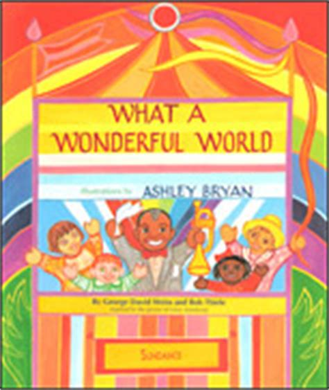 what a wonderful world picture book nellie edge favorite read write spell books for