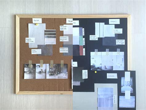 interior design material board interior design italianbark