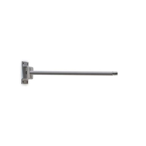 landscape lighting extension pole leds c4 extension pole for exterior light fixture grey platinum imports inc barbados