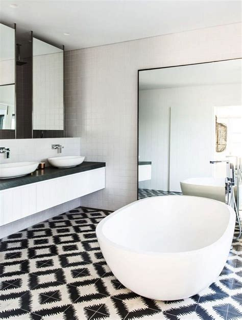 white and black bathroom ideas black and white bathroom wall tile designs
