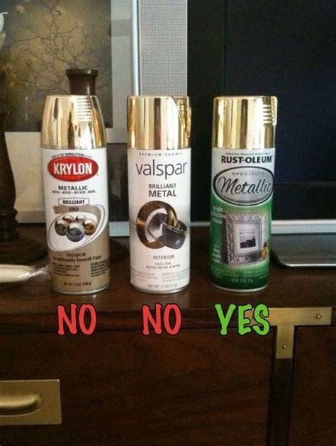 spray paint diy gold spray paint diy