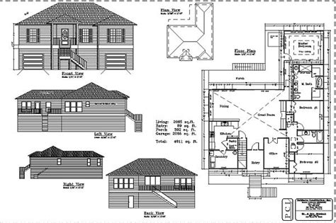 construction house plans floor plans pettinato construction inc gulf fl
