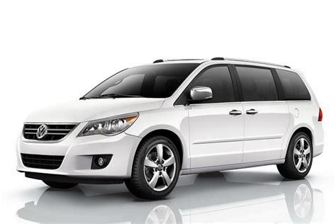 Volkswagen Minivan by Volkswagen Usa Recalling Almost 16 000 Routan Minivans For