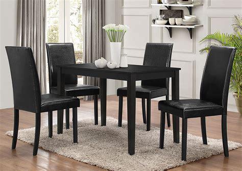 Dining Room Furniture Sydney Ware House Furniture Sydney Black 5 Pack Dinette Table Set