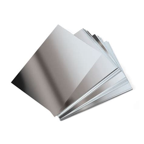 mirror craft paper hygloss 174 silver mirror board 5 quot x 7 quot sheets