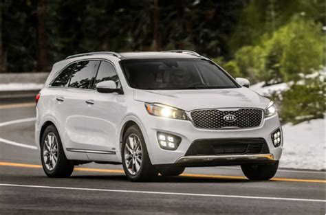 Kia Sorento Pictures by 2016 Kia Sorento Pictures Photos Gallery Green Car Reports