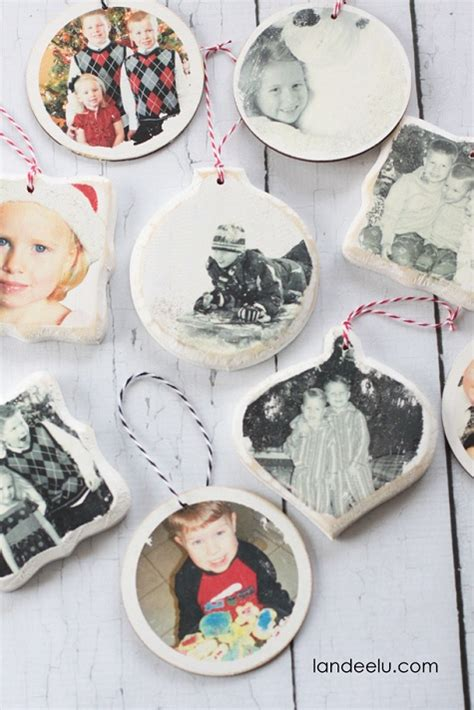 photo ornaments to make top 20 tree ornaments worth trying festival