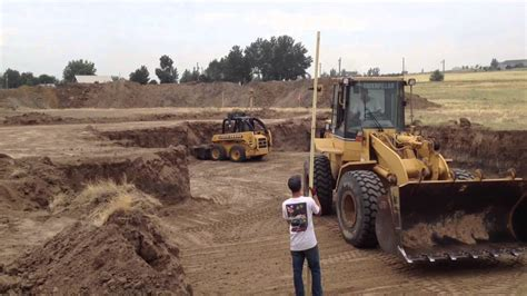 house building building a house 05 excavation