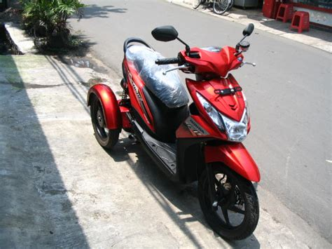 Modification Honda Beat 2013 by Oracle Modification Concept Honda Beat Injection New