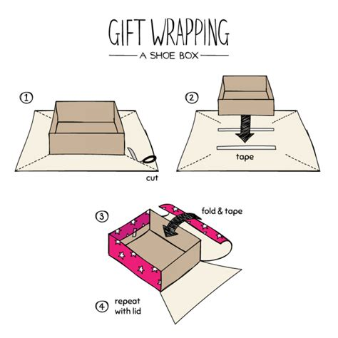 how to gift wrap shoes shoe zone