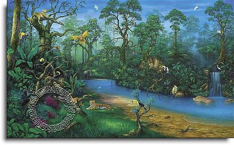 jungle dreams c829 wall mural themuralstore com