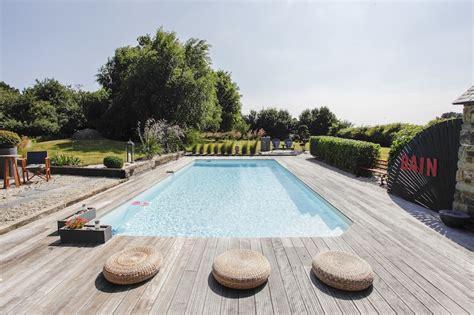 piscine enterr 233 e dans le jardin types conseils et photos