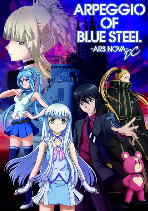 arpeggio of blue steel arpeggio of blue steel ars 1 fanart